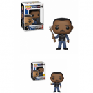 Funko POP! Bright - Daryl Ward Vinyl Figure 10cm Assortment (5+1 chase figure) FK27377case