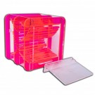 Blackfire - Dice Container - Fluorescent Red BF02337