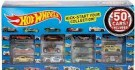 Hot Wheels - 50th Anniversary 5 Car Gift Pack (FWF98) /Toys