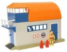 Fireman Sam - Adventure Playset with Figure - Boathouse - Toy