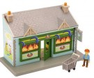 Fireman Sam - Adventure Playset with Figure - Supermarket - Toy