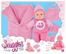 35CM DELUXE DOLL WITH SLEEPING BAG TY5443