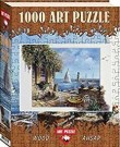 Heidi4439 It WAS Here Wooden Art Puzzle (1000-Piece) /Toys