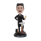 Royal Bobbles - Nikola Tesla Bobblehead RB1083
