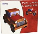 Andreu Toys 25 x 22 x 5 cm Assemble and Paint Your First Car /Toys