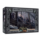 A Song Of Ice And Fire - Night's Watch Builder Crossbowmen - EN CMNSIF304