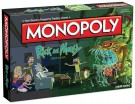 Monopoly - Rick and Morty Edition  - Board Game /Toys