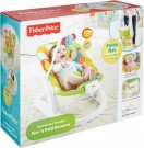 Fisher Price - Rainforest Friends Fun n Fold Bouncer /Toys