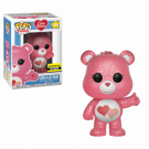Funko POP! Care Bears: Love-A-Lot Bear Glitter - Vinyl Figure 10cm FK29273
