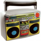INFLATABLE BOOM BOX 44 X 38CM X99065