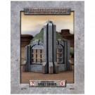 Battlefield In A Box - Gothic Industrial Ruins - Small Corner BB597