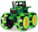 John Deere - Monster Treads Light Wheels Tractor /Toys