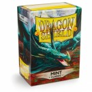 Dragon Shield Standard Sleeves - Classic Mint (100 Sleeves) 10025
