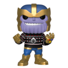 Funko POP! Marvel Holiday - Thanos Vinyl Figure 10cm FK43336