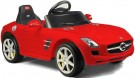 RASTAR - MERCEDES BENZ SLS AMG RED 81600-RED