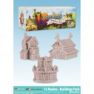 Board Game 12 Realms - Buildings Pack - EN NJD420202