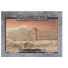 Battlefield In A Box - Galactic Warzones - Desert Walls BB581