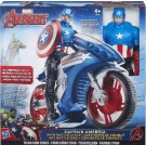 Avengers Titan Hero and Vehicle: Captain America and Battle Cycle