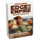 FFG - Star Wars RPG: Edge of the Empire - Technician Signature Abilities Specialization Deck - EN FFGuSWE58