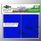 Blackfire Standard Sleeves - Blue (80 Sleeves) BF03617