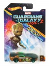 Hot Wheels Car - Guardians of Galaxy - Solar Reflex