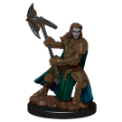 D&D Icons of the Realms: Premium Painted Figure - Half-Orc Fighter Female (6 Units) WZK93026