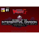 Cardfight!! Vanguard G - Start Deck - Odyssey of the Interspatial Dragon - EN VGE-G-SD01-EN