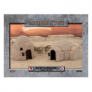 Battlefield In A Box - Galactic Warzones - Desert Buildings BB580