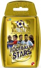 TOP TRUMPS WORLD FOOTBALL STARS - GOLD CASE 32155