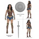 DC Comics Wonder Woman The Movie - WONDER WOMAN 1/4 Scale Action Figure 45cm NECA61755
