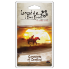 Galda spēle FFG - Legend of the Five Rings LCG: Campaigns of Conquest Dynasty Pack - EN FFGL5C32