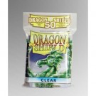Dragon Shield Standard Sleeves - Clear (50 Sleeves) 10201