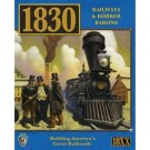 Board Game 1830 Railways & Robber Barons - North East US MFG1830