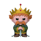 Funko POP! Disenchantment - King Zog Vinyl Figure 10cm FK40879