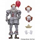 IT - Action Figure - Ultimate Pennywise 18cm (2017 Movie) NECA45461