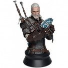 The Witcher 3 - Wild Hunt: Geralt Playing Gwent Bust 3000-442