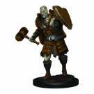 D&D Icons of the Realms Premium Figures: Male Goliath Fighter (6 Units) WZK93014