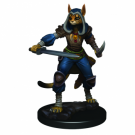 D&D Icons of the Realms Premium Figures: Female Tabaxi Rogue (6 Units) WZK93012