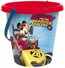 Adriatic  888 Mickey Mouse and The Bucket Roadster Racers Toy, 16 cm /Toys