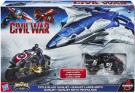 CAPTAIN AMERICA 2.5 INCH CYCLE BLAST QUINJET B5777