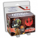 Galda spēle FFG - Star Wars: Imperial Assault: Hera Syndulla and C1-10P Ally Pack - EN FFGSWI43