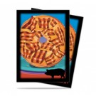 UP - Standard Sleeves - Novelty Food - Bacon Donut (50 Sleeves) 84323