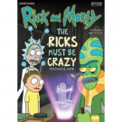 Galda spēle Rick and Morty: The Ricks Must Be Crazy - EN CZE02661