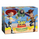 Galda spēle Toy Story Battle Box - A Cooperative Deck-Building Game - EN DB004-578