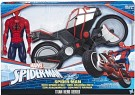 SPIDERMAN TITAN HERO W SPIDER CYCLE B9767