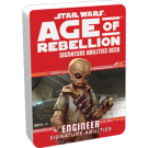 FFG - Star Wars Age of Rebellion: Engineer Signature Abilities Deck - EN FFGuSWA51
