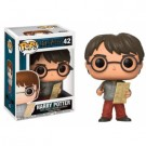 Funko POP! Movies Harry Potter - Harry with Marauders Map Vinyl Figure 10cm FK14936