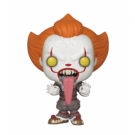 Funko POP! IT: Chapter 2 - Pennywise w/ Dog Tongue Vinyl Figure 10cm FK40631