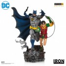 DC Comics - Batman & Robin Deluxe Art Scale 1/10 DCCDCG29820-10