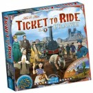Galda spēle DoW - Ticket to Ride - France & Old West: Map Collection - EN DOW720128